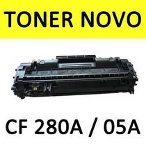 Toner Hp Cf280a| 280a| 80a| Ce505a| 505a| 05a Compativel
