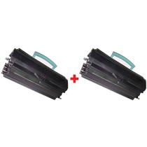 2 X Cartucho Toner Lexmark|x340|x342n Compativel 100% Novo