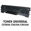 Toner Hp P1005 P1505 P1102 M1120 M1132 Cb435a Cb436a Ce285a*