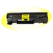 001- Cartucho Toner Compatível Hp Cb435a 35a 436a 36a - Cx 1