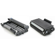Kit Fotocondutor Toner Brother Dr520 Tn580 Tn650 8080 8060