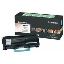 Toner Lexmark E460x11l Original Novo Lacrado !!