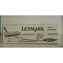 Cartucho De Toner Lexmark Optra C710 10e0043 (black)