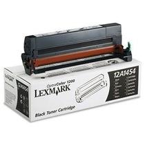 Cartucho De Toner Lexmark Optra 1200 12a1454 (black)
