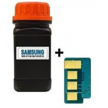Kit Pó Toner Samsung + Chip 3405 3405w 2165 2165w D101 80g