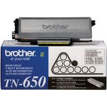 Toner Brother Tn650 Original Vazio. Nunca Recarregado.
