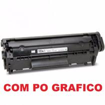 Toner Compativel 2612a Grafico 12a 1010 1012 1015 1020 3015