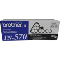 Toner Brother Tn570 Original P/ Dcp8040 - Lacrado