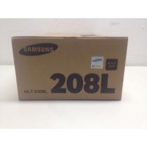 Toner Samsung Mlt-d208l Original Lacrado Serie Scx-5635 5835