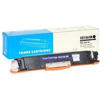 Toner Compatível Ce310a 126a Cf350 130a Preto Cp1025 M175