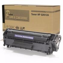 Toner Hp Q2612a 2612a 12a| 1010| 1020 Novo 100% Compatível