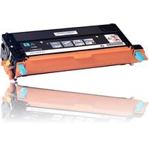 Toner Compatível Xerox Phaser 6180 6180mfp 6180n Ciano