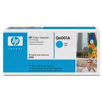 Toner Laserjet Color Hp Q6001ab Hp 124a Ciano Cm1015 Cm1017