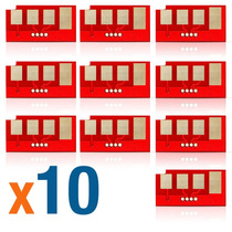 Kit 10 Chips Samsung Ml-d2850b | Ml2850 Ml2851 Ml2850d Ml285