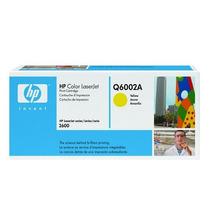 Toner Laserjet Color Hp Q6002ab Hp 124a Amarelo Cm1017