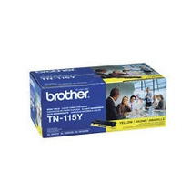 Toner Original Brother Tn-115 Y Amarelo Hl4070 Dcp 9040 9045