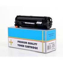 Kit C/ 10 Toner Compativeis Com O Ce285a - Compativel
