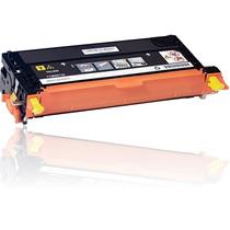 Toner Compatível Para Xerox Phaser 6180 6180mfp 6180n Yellow