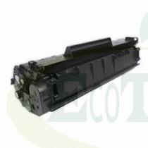 Kit 3 Peças Toner Compatível Preto - Hp Ce285a - M1132