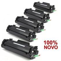 Kit Cartucho Toner Hp Cf283a | 83a | M125 | M127 | M201 Novo