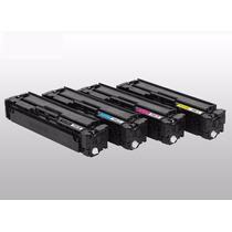 Kit Cartucho Toner Compativel Hp Cf400x Cf401x Cf402x Cf403x
