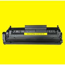 Toner Compatível P/ Impressora Hp Laserjet 1010 - Q2612a 12a