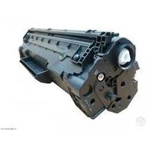 Kit Com 8 Tonner Compativel Vazio Modelo Hp 35/36/85a
