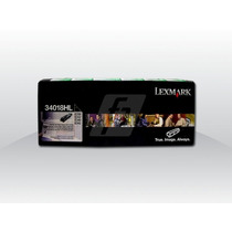 Toner Original Lexmark E340/e330/e240 - 34018hl Caixa Ruim
