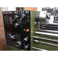 Torno Mascote Nardini Nd 250 Be - Revisado - Operatrizsp