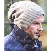 Touca Gorro Beanie Estrela 2015 Beckham Zac Justin