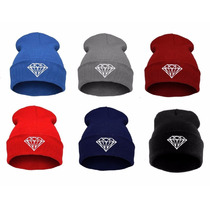 Touca Gorro Beanie Diamante Zac Diamond Hip Hop Ny Dc