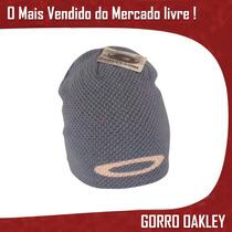 Gorro Luxo Touca Oakley Beanice Zac Efron Toca Importada