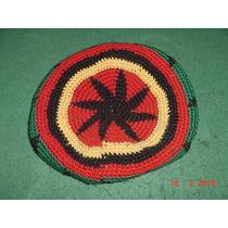 * Gorro / Touca Rastafari - Afro *