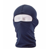 Touca Ninja Balaclava Toca Capuz Frio Azul Toucas Masculinas
