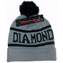 Touca Gorro Beanie Diamond Supply Co. Pronta Entrega Unissex