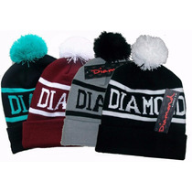 Touca Gorro Diamond Supply Co. Pronta Entrega Todas As Cores