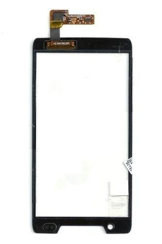 Touch Vidro Lente Motorola Xt919 / Xt920 - D3 Preto Original