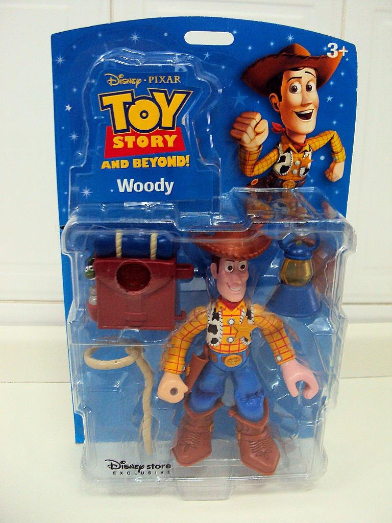 Toy Story - Sherife Woody - Disney Store - Movie - R$ 119,00 no ...