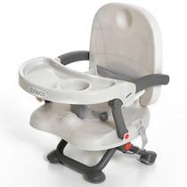 Cadeira De Refeição Para Bebê Zyce Cinza Dzieco - 4babies