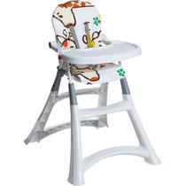 Cadeira Cadeirão De Alimentação Premium Girafas