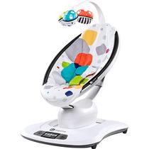 Cadeira De Balanço Mamaroo 3.0 Multi Color 2ª Geração 4moms
