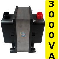 Autotransformador Transformador 3000va 110 220 E 220 110 Ar