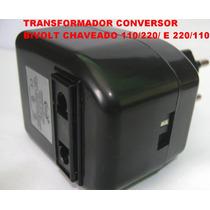 Caixa Com 24 Transformadores Conversor De Voltagem