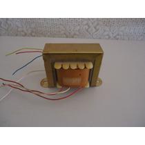 Transformador Para Montar Fonte Ou Amplificador..