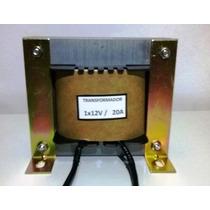 Transformador Trafo 220/110v 12v 20a 240 Watts