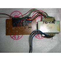 Transformador De Força Som System Philips Fw-c30 Fwc30