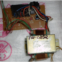 Transformador De Força Som System Philips Fw-c252 Fwc252