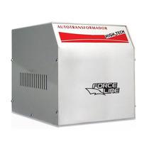 Autotransformador De 5000va Bivolt Com Caixa Metálica 181