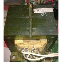 Trafo Original Para Amplificador De Potencia Ate 800w