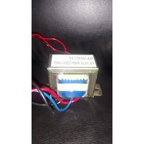 Transformador I/p:127v/60hz;220v50hz Op10vx2/1.5a